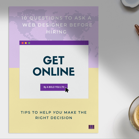 10 Questions to Ask A  Web Designer Before Hiring