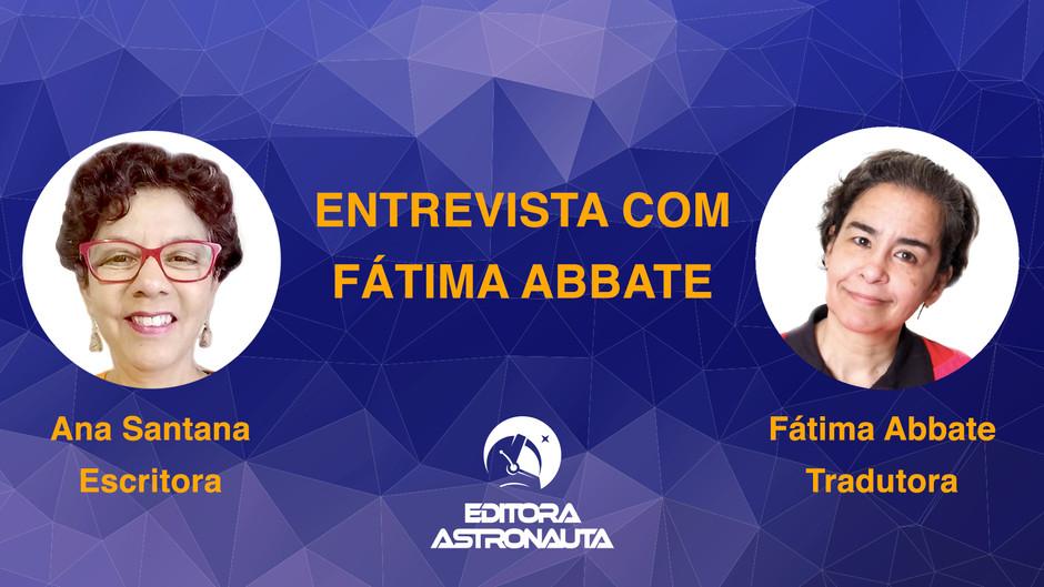 Entrevista com Fátima Abbate, tradutora de Machado de Assis