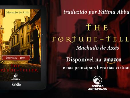 """Editora Astronauta publica o conto """"A Cartomante"""", de Machado de Assis, em inglês"""