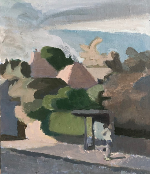 Vicars Hill Bus Stop