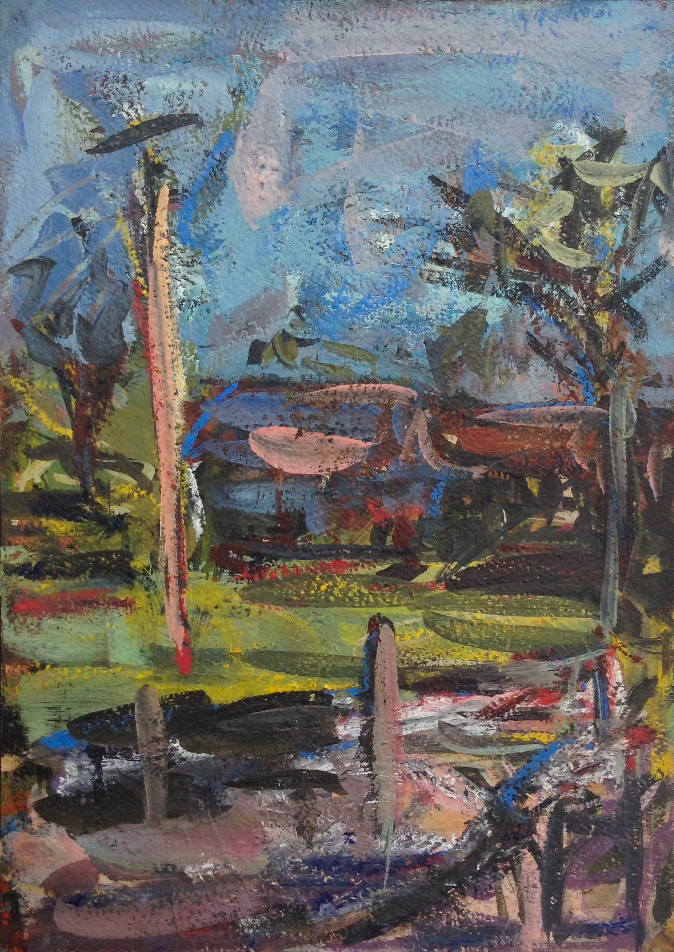Landscape Cuddington