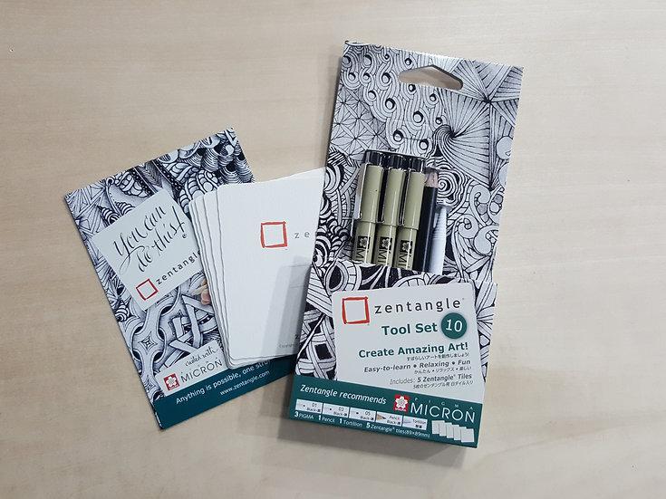 SAKURA Micron Pen 代針筆