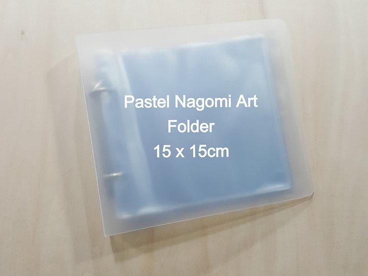 Pastel Nagomi Art Folder