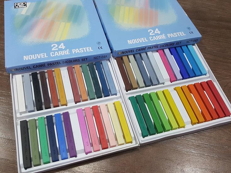 Nouvel Carre Pastel 24 Colors