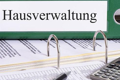 Hausverwaltung, Gebäudemanagment