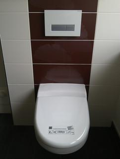 Badsanierung Nordhausen Dusch WC