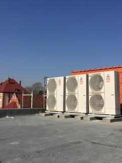 Heizungsmodernisierung Nordhausen - Wärmepumpe