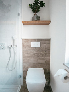 Badsanierung Nordhausen WC