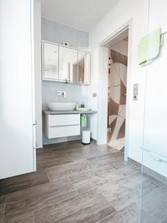 Badsanierung Nordhausen Waschtisch