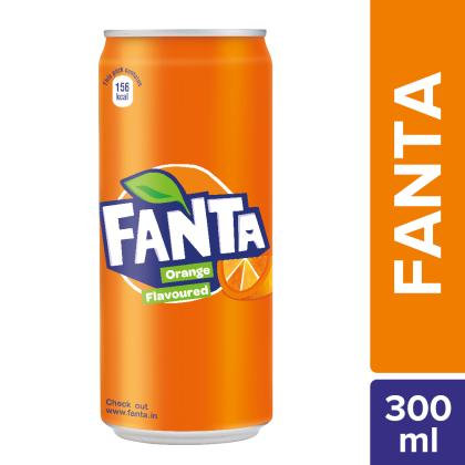Fanta Orange 300 ml