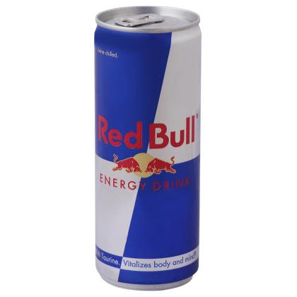 Red Bull Energy Drink 250 ml (Can)