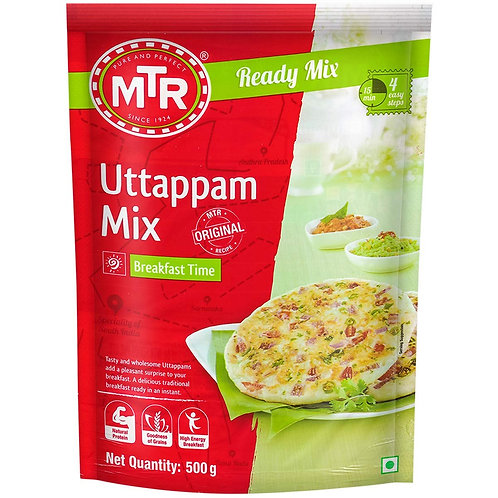 MTR Uttappam Breakfast Mix