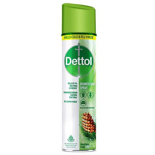 Dettol Surface Disinfectant Spray Sanitizer, 225 ml