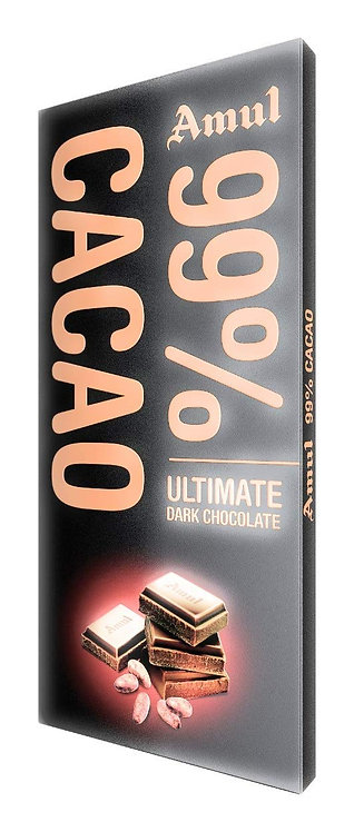 Amul Cacao Chocolate 125 Gm Pack of 2