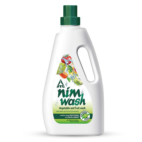 Nimwash Vegetable & Fruit Wash 1000 ml