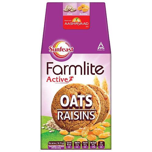 Sunfeast Farmlite Digestive Oats with Raisins Biscuits