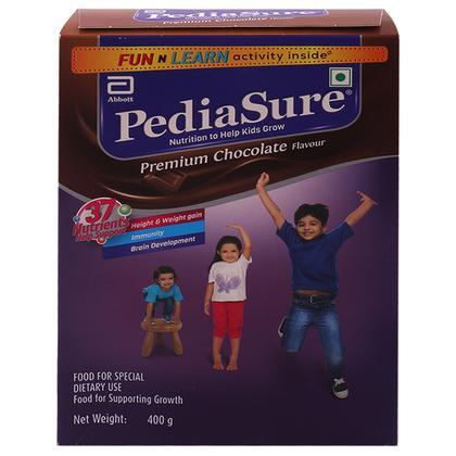 PediaSure Chocolate Health Drink Powder 400 gm