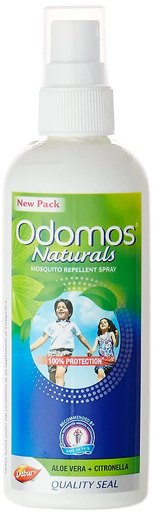 Dabur Odomos Naturals Mosquito Repellent Spray - 100ml