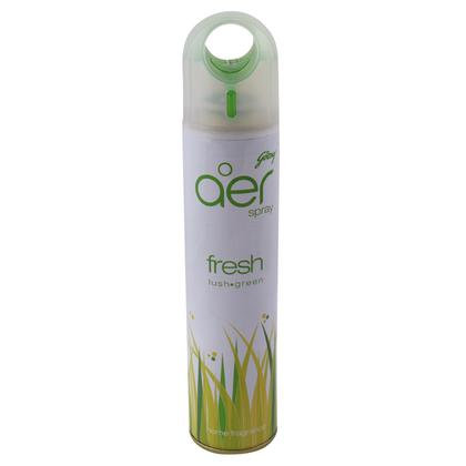 Godrej Aer Lush Green Fresh Home Fragrance Spray 240 ml