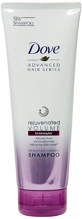 Dove Rejuvenated Volume Shampoo , 240 ml