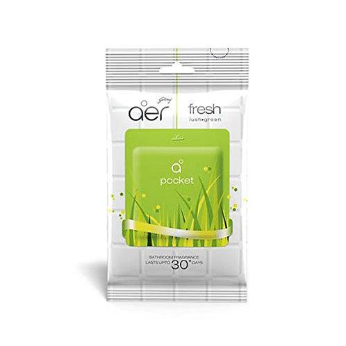Godrej Aer Pocket Fresh Lush Green 1 Pc