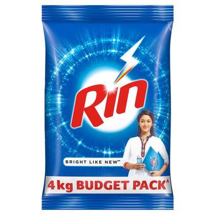 Rin Detergent Powder 4Kg