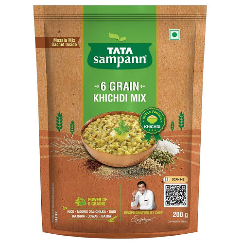 Tata Sampann Multigrain Khichdi Mix