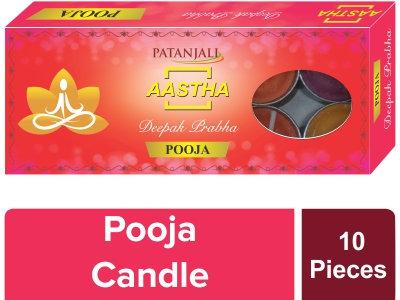 Patanjali Deepak Prabha Candle 32 Gm