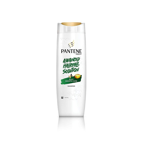 Pantene Advanced Hair Fall Solution Silky Smooth Care Shampoo, 340 ml