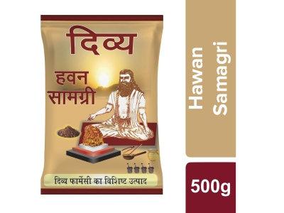 Buy Patanjali Divya Hawan Samagri 500 gm