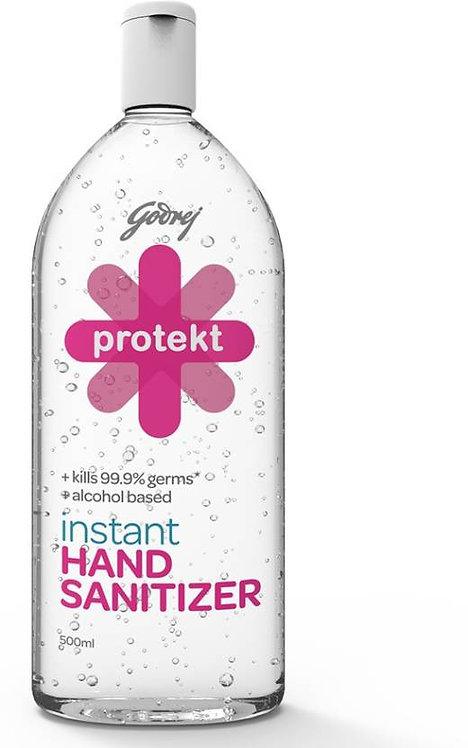 Godrej Protekt Germ Protection Hand Sanitizer