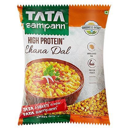 Tata Sampann Unpolished Chana Dal 500 g