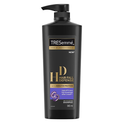 TRESemme Hair Fall Defence Shampoo, 580ml