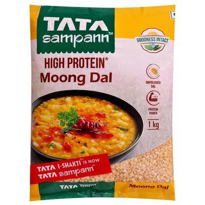 Tata Sampann Unpolished Moong Dal 1 kg