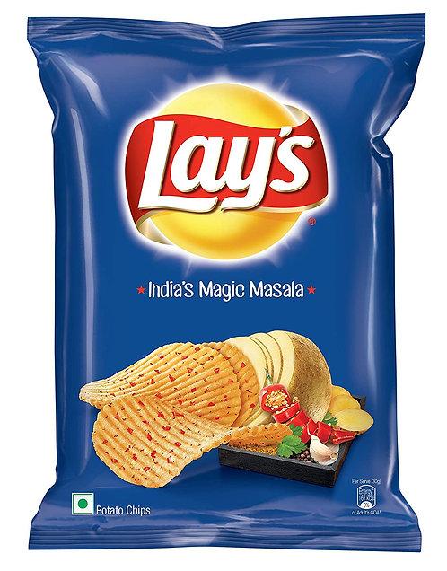 Lay's Potato Chips - Magic Masala Party Pack