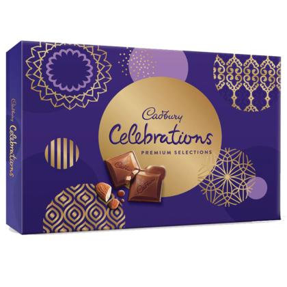 Cadbury Celebrations Premium Selection Assorted Gift pack 281 Gm