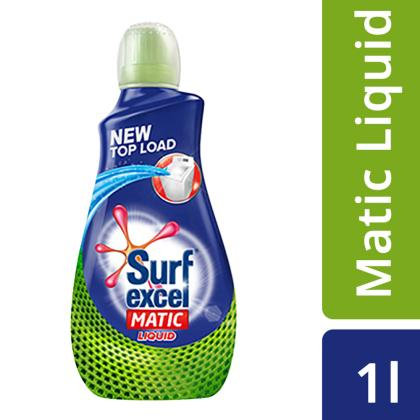 Surf Excel Matic Top Load Liquid Detergent 1L