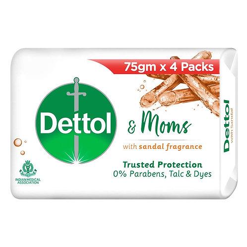 Dettol & Moms Bathing Soap Sandal