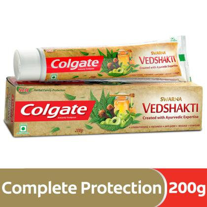 Colgate Vedshakti Toothpaste 200 g