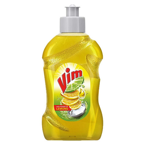 Vim Dishwash Gel 250 Ml