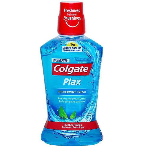 Colgate Plax Antibacterial Mouthwash(Peppermint)