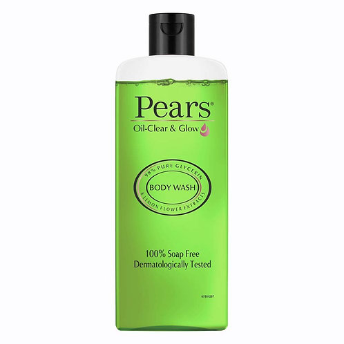 Pears Oil Clear and Glow Shower Gel
