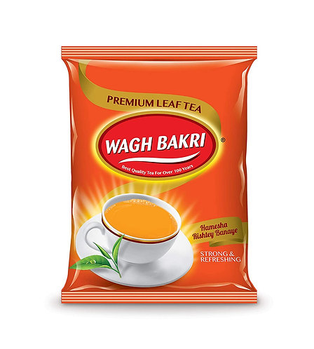Wagh Bakri Leaf Tea Poly Pack