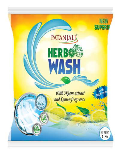 Patanjali Hero Wash Detergent Powder 1 kg
