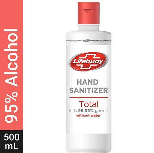 Lifebuoy Total Hand Sanitizer Bottle