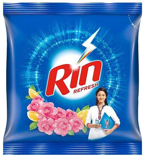 Rin Refresh Lemon & Rose Detergent Powder, 500gm
