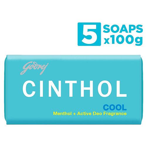 Cinthol Bath Cool Soap