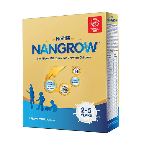 Nestlé NANGROW Nutritious Milk Drink 400 Gm