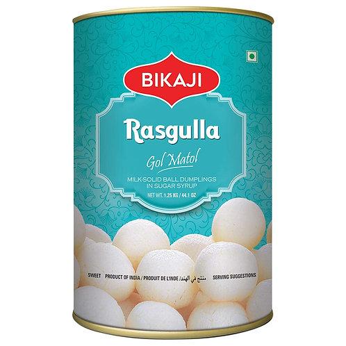 Bikaji Rasgulla, 1.25 Kg