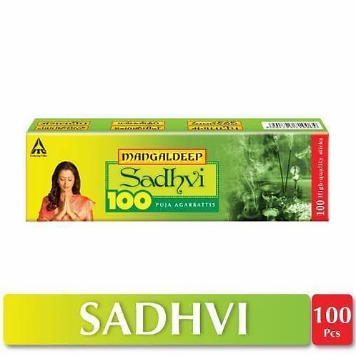 Mangaldeep Sadhvi Agarbatti 100 Sticks